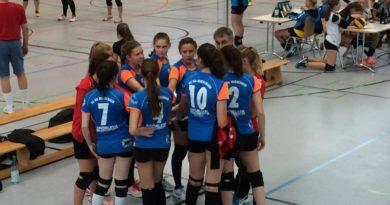 Ausblick der Damenmannschaft