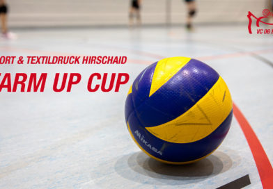 Anmeldung – Warm up Cup 2018