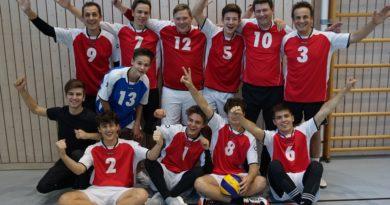 VC Hirschaid Herren2 Team 2019