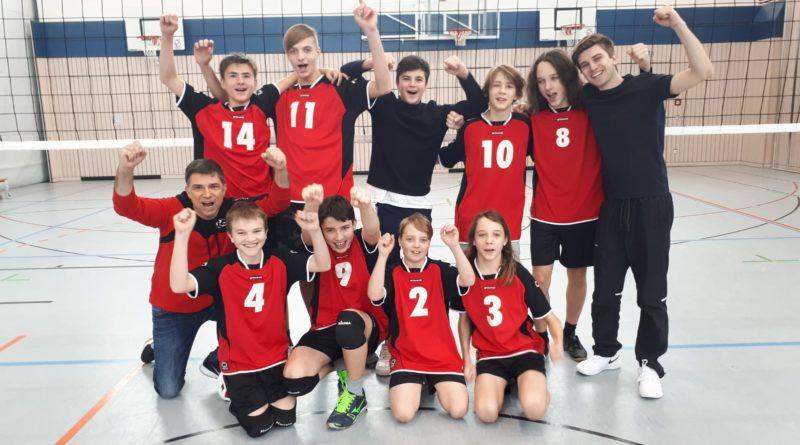 Nordbayerische Meisterschaft U16m