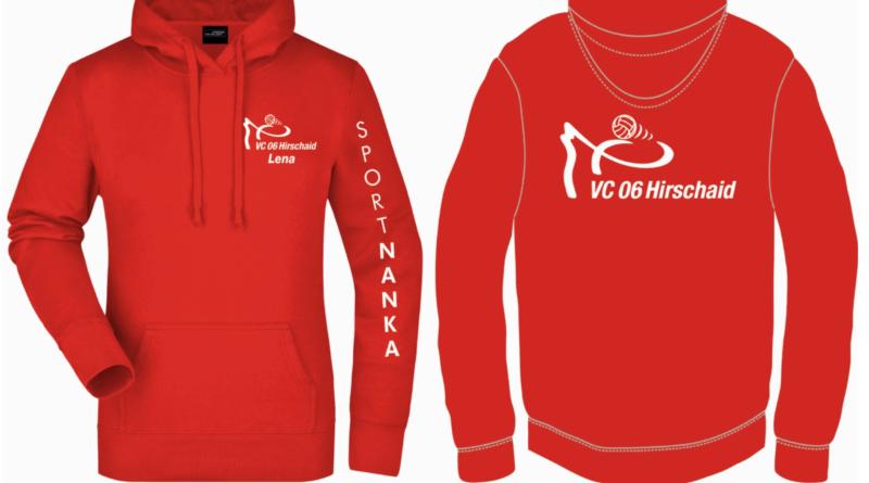 Vereinsbekleidung – Der neue Hoodie 2020